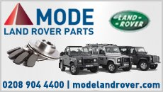 Mode Land Rover Parts